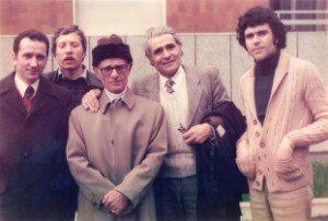 Nella foto dei primi anni '70, alcuni dei membri oltre al fondatore del GMSN, Carlo Moscardini. In ordine da sinistra: Alfio Mazzoli, Saverio Barbone, Carlo Moscardini (†), Giovanni Rinaldi(†) e Sandro Miglioli.